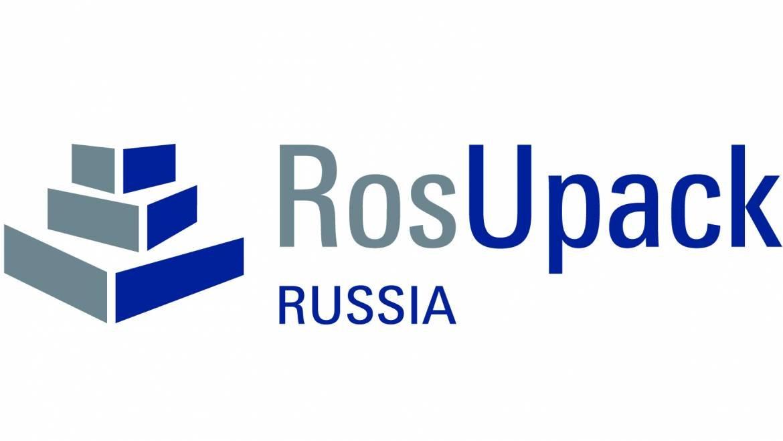 Выставка РосУпак логотип