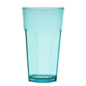 стакан большой бирюза