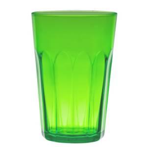 стакан маленький зеленый